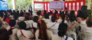 Health workers learn more about STD, HIV, AIDS in the community