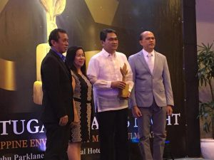 Solid Earth earns another Tugas, an award for responsible mining